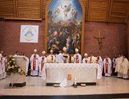 Престольным праздником Кафедрального собора и Преображенской епархии в Новосибирске завершилась Всероссийская встреча семей