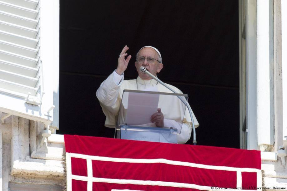 Папа Франциск: Боже, избавь мир от бесчеловечного насилия терроризма