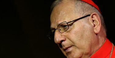 Патриарх Сакко: мир должен помочь ближневосточным христианам вернуться на свои земли