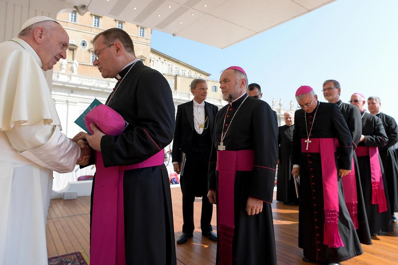 Названы даты визита ad limina российских епископов