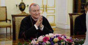 Кард. Паролин: Папа Франциск рад визиту госсекретаря в Россию