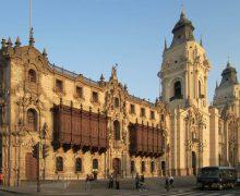 Папа призвал перуанцев трудиться ради единства страны