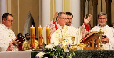 Кардинал Пьетро Паролин возглавил Святую Мессу в Кафедральном соборе Москвы (+ ФОТО)