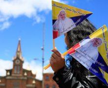 В Колумбии проходит сбор пожертвований для Папского визита