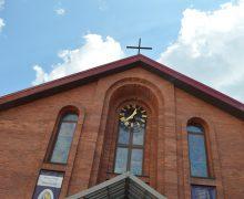 10 августа 2017 г. 20-я годовщина освящения Кафедрального собора Преображения Господня в Новосибирске