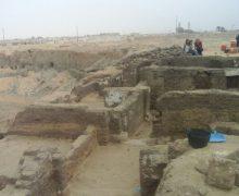 Древний монашеский город V века обнаружили в Египте