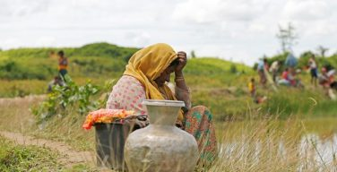 Папа Франциск молится о жертвах наводнений Бангладеш, Непала и Индии