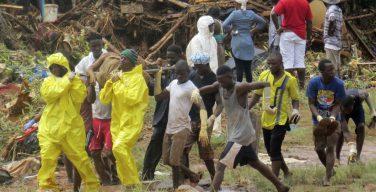 Папа призвал к солидарности с жертвами оползня в Сьерра-Леоне