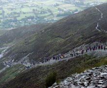 В Ирландии завершилось паломничество на гору Святого Патрика