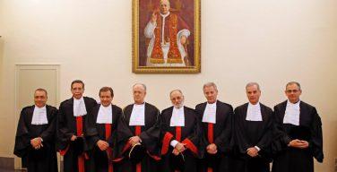 Папа назначил нового Единоличного судью Государства Града Ватикан
