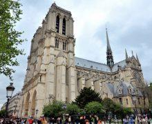 На ремонт собора Парижской Богоматери требуются десятки миллионов евро