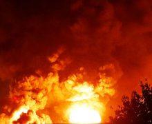 Неизвестные подожгли три церкви на юге Чили