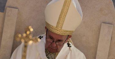 Папа озвучил молитвенную интенцию на сентябрь