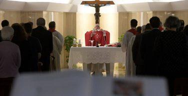 Папа: тайна любви к Кресту не имеет общего с «духовным мазохизмом»