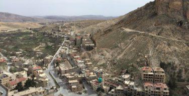 В Сирии восстанавливают христианские святыни Маалюля, разграбленные боевиками