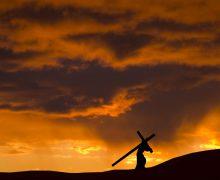 Angelus 3 сентября. Папа: не бояться Креста Христова. Истинная любовь подразумевает жертву