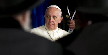 Папа встретился с раввинами из Европы, Америки и Израиля