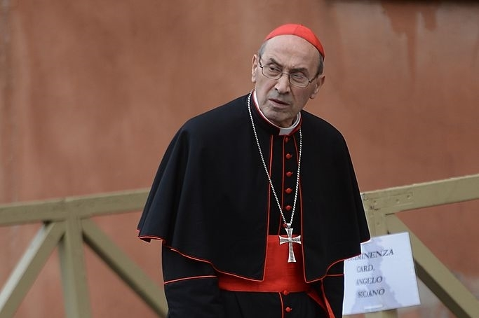 В Риме скончался кардинал Велазио Де Паолис