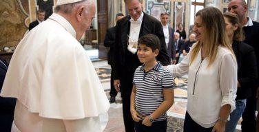 Папа — артистам цирка: вы — посланники Божьей радости