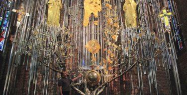 В Польше построят самый большой в мире янтарный алтарь