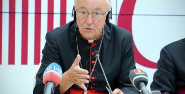 Вице-председатель CCEE кардинал Николc представил первые результаты работы форума в Минске