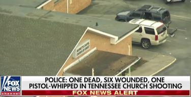 Fox: ФБР занялось расследованием нападения суданца на прихожан в штате Теннесси