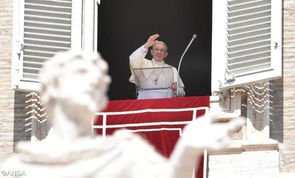 Слово Папы Франциска перед молитвой «Ангел Господень» в 22-е Рядовое воскресенье. 3 сентября, площадь Св. Петра