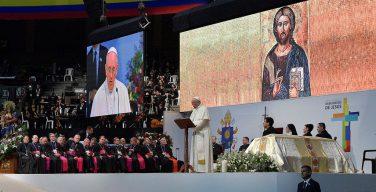 Папа — священникам: несите миру радость встречи с Иисусом