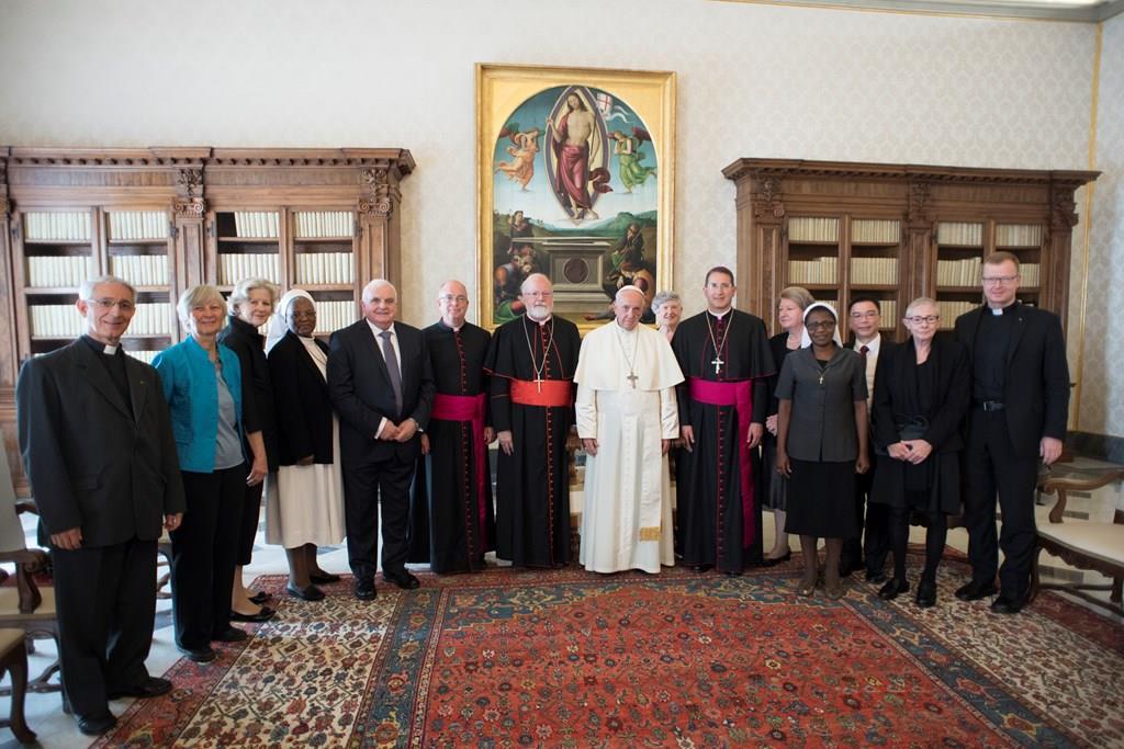 Завершилась пленарная ассамблея Папской комиссии по защите несовершеннолетних