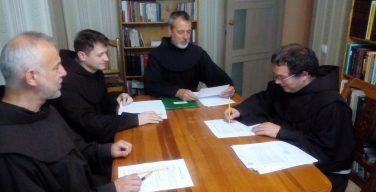 В Петербурге проходит встреча Совета Фонда св. Франциска