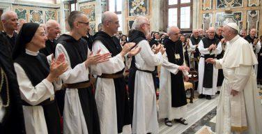 Папа – цистерцианцам: вы призваны делиться своим духовным опытом с братьями и сестрами