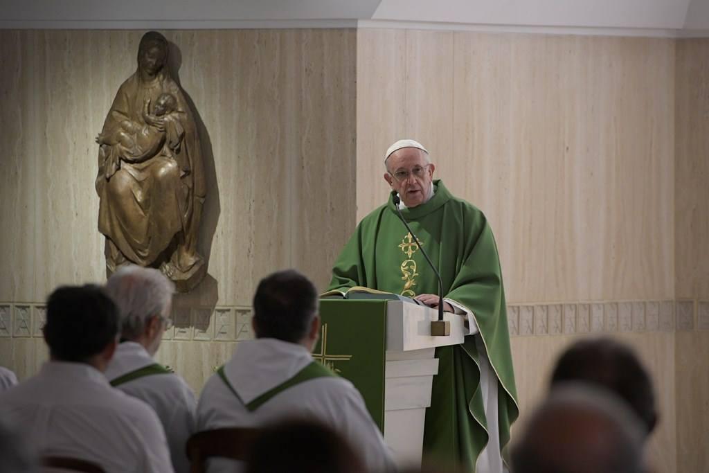 Папа: угрызения совести — это симптом спасения