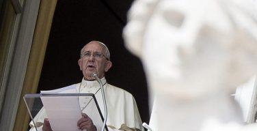 Слово Папы Франциска перед чтением молитвы «Ангел Господень» в 25-е Рядовое воскресенье. 24 сентября, площадь Св. Петра