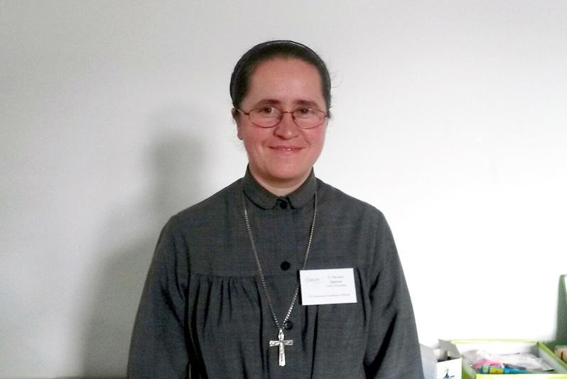 Сестра Оксана Бритик, USJK: «Это путь, по которому мы идём вместе»