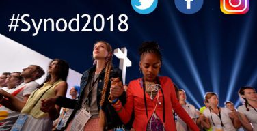 #Synod2018 — официальный хэштег предстоящего Синода Епископов