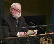 Святейший Престол в ООН: столпы мира — право на жизнь и свободу вероисповедания