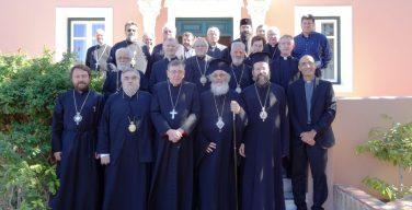 Координационный комитет православно-католического диалога сформулировал новые темы для дальнейшей работы