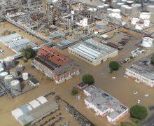 Папа выразил близость жителям Ливорно, пострадавшим от наводнения