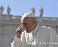 Папа: умейте видеть и принимать спасительное послание Креста Христова