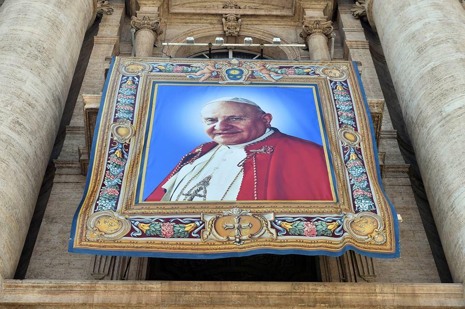 День памяти святого Иоанна XXIII и годовщина открытия II Ватиканского Собора