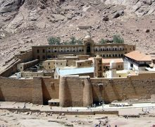 Египет хочет сделать Синай местом паломничества христиан, иудеев, мусульман