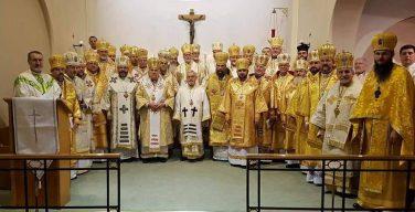 В Лондоне проходит встреча епископов Восточных Католических Церквей Европы (ФОТО)