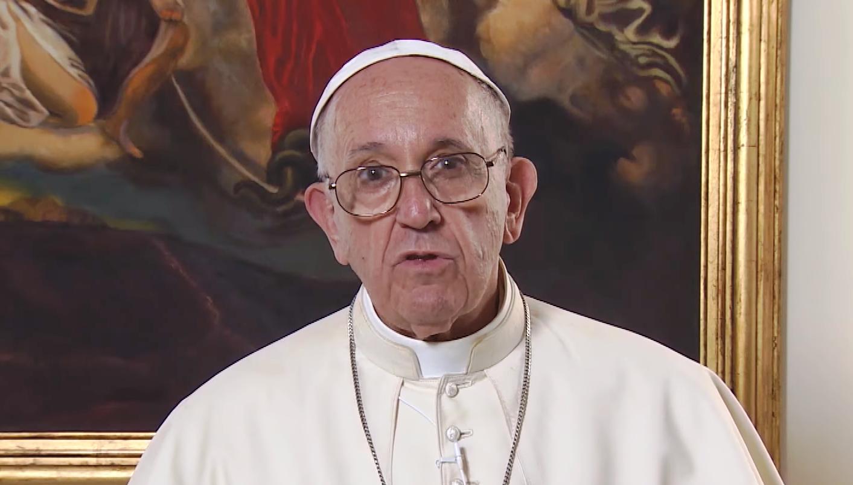 Папа Франциск озвучил молитвенную интенцию на октябрь