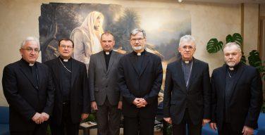 Информационное сообщение о XLVI пленарном заседании Конференции католических епископов России (ККЕР)