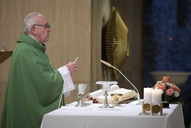 Папа Франциск: истинная праведность не прибегает к лицемерию