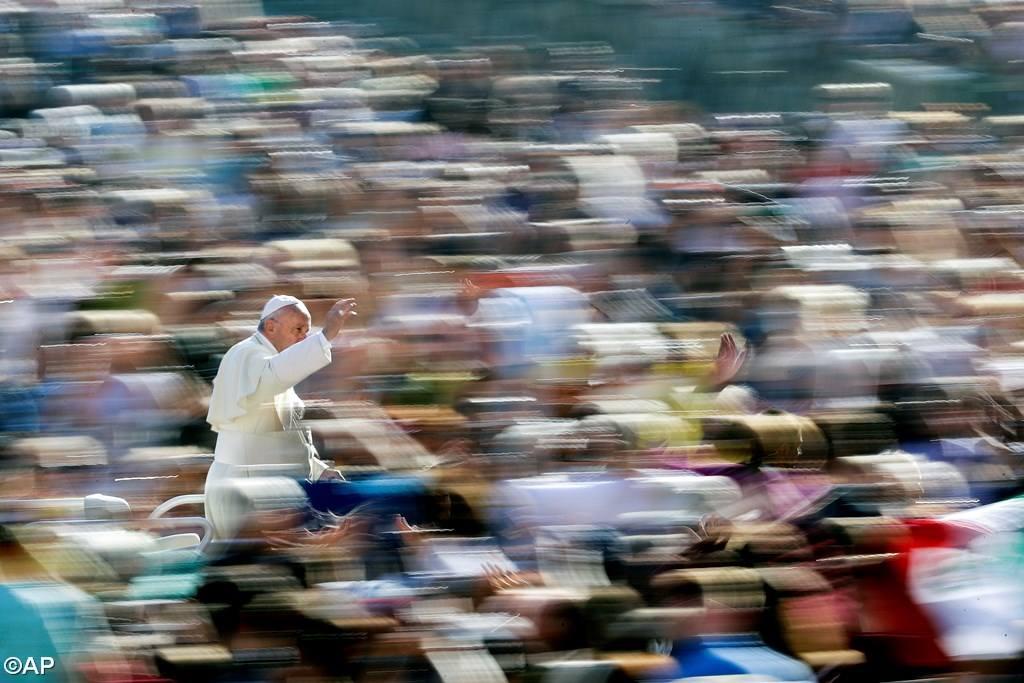 Общая аудиенция 4 октября. Папа: христиане — миссионеры надежды (+ ФОТО)