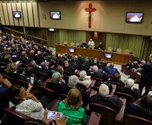 Папа: союз мужчины и женщины подразумевает ответственность за мир