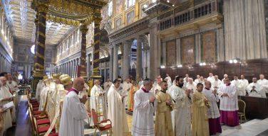 Торжества в Ватикане по случаю 100-летия Конгрегации Восточных Церквей и Папского Восточного института (ВИДЕО + ФОТО)