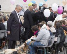 Папа: Церковь не может быть глухой к продвижению инвалидов