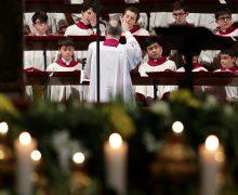 Запланировано выступление хора Сикстинской капеллы в Москве